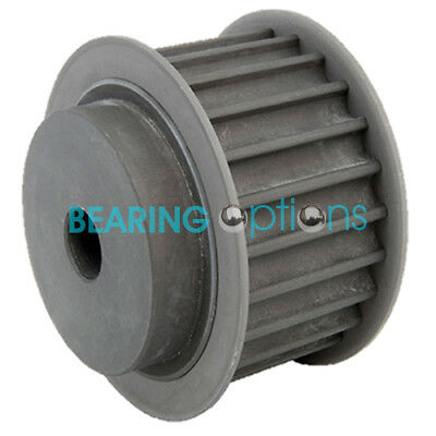 HTD 5M 15mm (DUNLOP) Steel Timing Belt Pulley Pilot Bore 5mm Pitch 15mm Wide