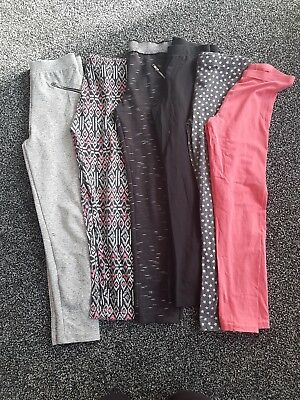 girls trouser bundle age 8-9