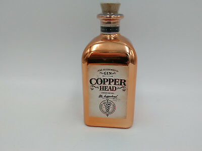 C% COPPER HEAD GIN The Alchemist´s  500ml / 40% Vol.Alc. BELGIEN