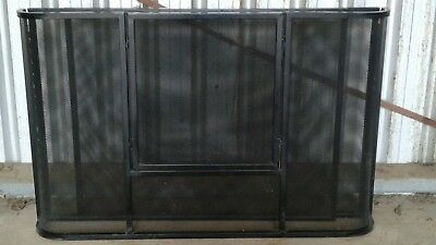Fireplace Safty Screen and Gate