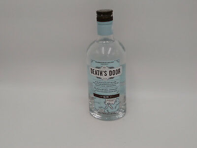 C% DEATH DOOR GIN Crafted with 3 Botanicals  700ml / 47% Vol.Alc. WISCONSIN