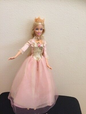Barbie Annalise As Princess And The Pauper