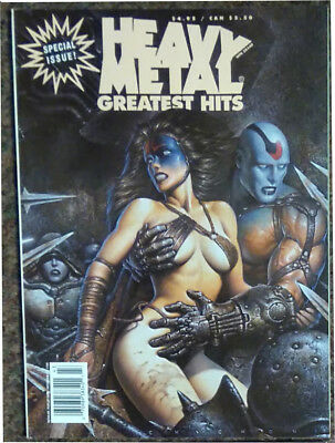 Heavy metal - greatest hits special from 1994