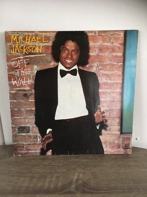 Michael Jackson Off The Wall Vinyl EPC 83468 A3 B3