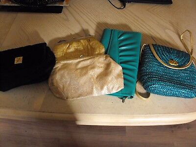 HAND BAGS AND CLUTCH BAGS 5 vintage & modern