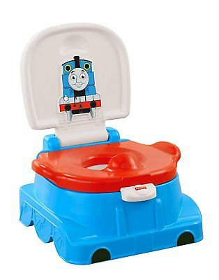 Fisher Price Thomas & Friends Railroad Rewards 3 In 1 Potty *NEW & SEALED*