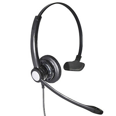 Headset TPC-301 for IP and analog phones RJ9/RJ11