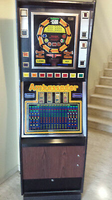 Slot Machine Barcrest Ambassador 1500