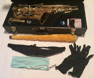 Julius Keilwerth ST90 Saxophone with Hard Case