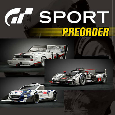 gt sport dlc america pack gran turismo ps4 no gioco no game bonus preorder eur 6 90. Black Bedroom Furniture Sets. Home Design Ideas