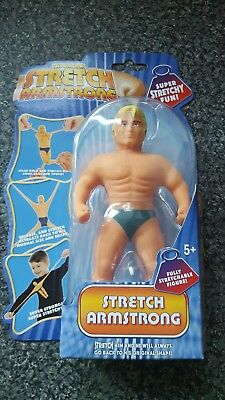 stretch armstrong 7inch figure