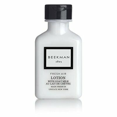 Beekman 1802 Fresh Air Lotion with Goat Milk Lot of 16 Each 1oz Bottles.