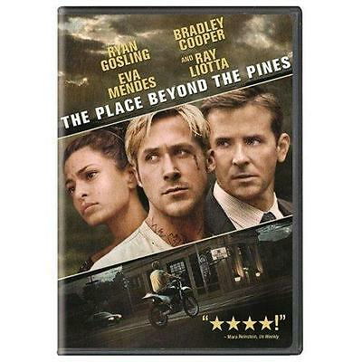 The Place Beyond the Pines [2013 R DVD] Crime Thriller Drama New Sealed