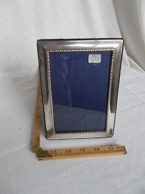 Sterling Silver Photo Frame 7 x 5