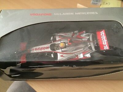 minichamps mclaren MP4 Mercedes Hamilton 2008