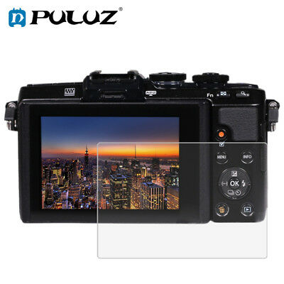 PULUZ 2.5D 9H HD Tempered Glass Screen Protector Flim For Olympus EPL7 / EPL8