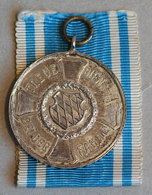 Bavaria - Bayern - MDA 3. Kl. - Military Long Service Medal 3rd Cl. for 9 Years