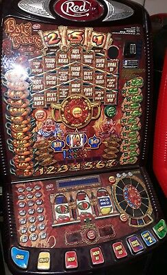 Balti towers fruit machine accepts new £1 coin (permit number 005955)