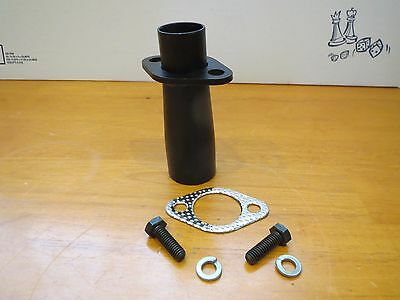 Onan Exhaust Manifold Adapter 154-1484-50 New Construction Equip Generator