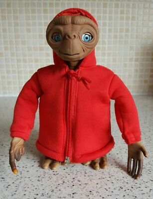 E.T. The Extra Terrestrial Interactive Speaking Moving Toy - Retro / Tiger 2000