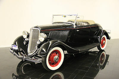 1933 Ford Other Model 40 Deluxe Rumble-Seat Roadster 1933 Ford Model 40 Deluxe *$864 PER MONTH* Rumble-Seat Roadster Only 4,223 Built