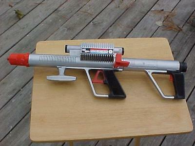 Rare Mattel 1966 Lost In Space  Roto - Jet Gun With Instructions Very Nice