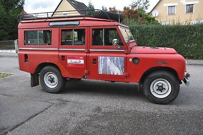 Land Rover Serie III 2,6 SW
