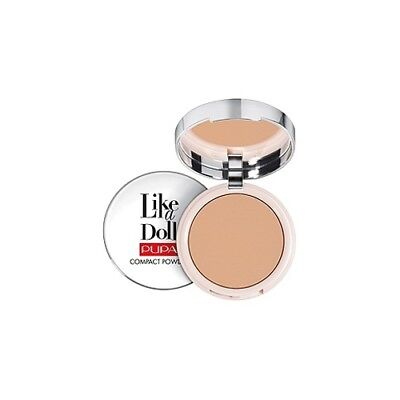 Pupa Like a Doll compact powder cipria compatta n. 005 Golden Honey