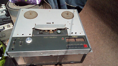 Studer Revox PR99 reel to reel tape recorder, ASC version