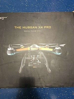 Hubsan H109S Brushless X4 Pro 5.8G FPV High-end Edition Drone 1080P For Parts
