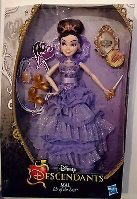 Disney | Descendants | Mal | Coronation Doll | Isle of The Lost