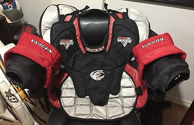 Vaughn Sr Goalie Chest Protector