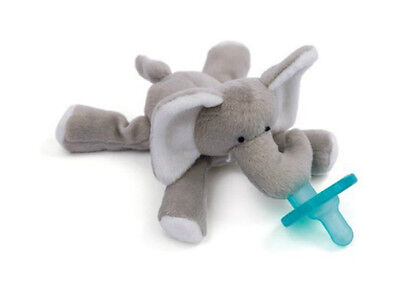 NEW | Wubbanub ELEPHANT Infant Baby Soothie Pacifier Binky | FREE SHIPPING