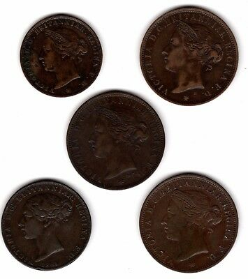 Mix Of Higher Grade Jersey Coins***Collectors***(J05)