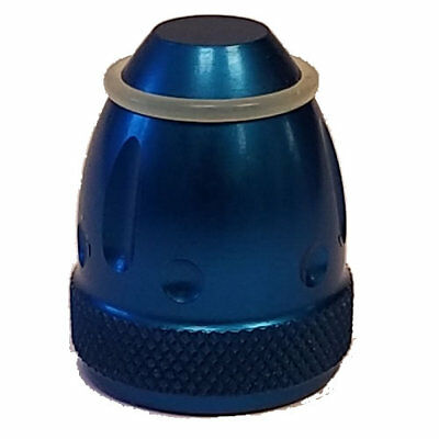 Allen Paintball Products Airheadz Thread Saver Blue