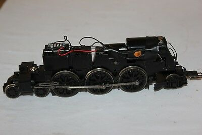 Hornby China Made Br 4-6-2 Unrebuilt West/c Or Bob Class Dcc Ready Loco Chassis