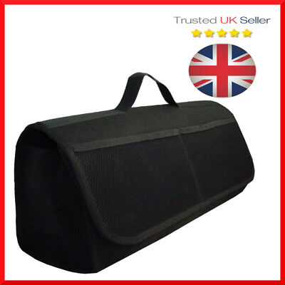Car Large Boot Organiser for Ford Fiesta Carpet Storage Bag Tools Boot Tidy