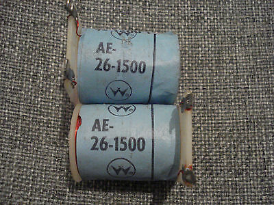 Two Williams Pinball Coils AE-26-1500 New Old Stock