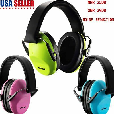 Mpow Kids Ear Muff Hearing Protection For Hunting Loud Noise Reduction 29dB US