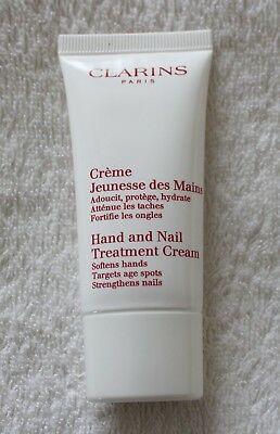 Clarins Hand and Nail Treatment Cream 30ml - sealed