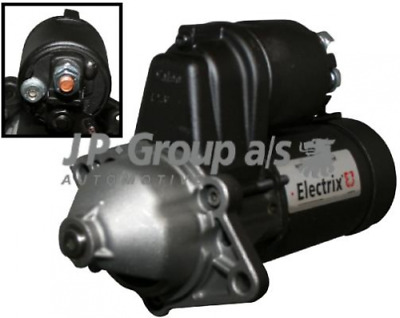 Starter JP GROUP 1290301300 GENERAL MOTORS: 09115192, 9115192|OPEL: 6202075