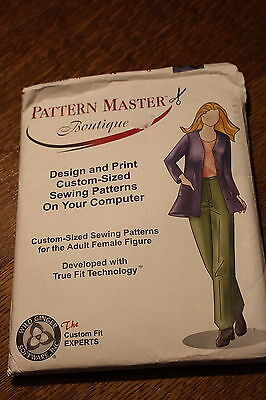 Computer Dress Pattern Design Pattern Master Boutique Ladies Clothes