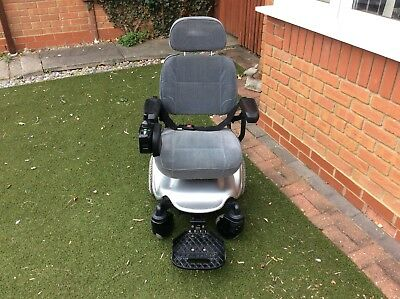 Shoprider Electric Wheelchair 4 Wheels Disabled