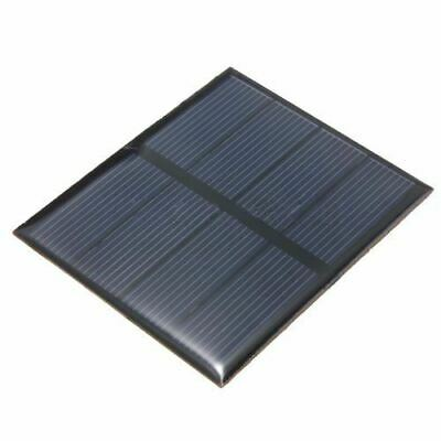 NEW 2V Mini DIY Solar Panel Module For Light Battery Cell Phone Toy Charger I5P3