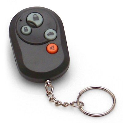 4 Button Remote with Keychain