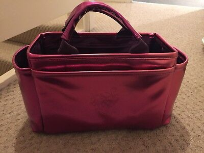 Younique Bag Shiny Purple From Starter Kit