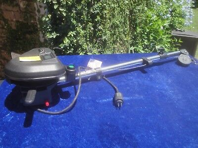 New Scotty 2106 Hp Electric Downrigger Telescoping Boom Fishing Lure Boat Mint