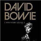 David Bowie - Five Years 1969-1973 [Remastered] (2015)