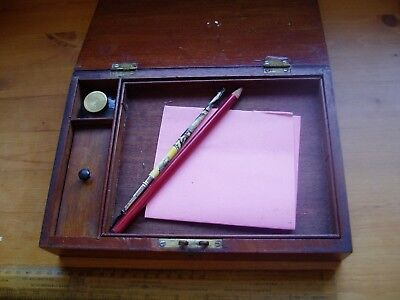 Antique Writing Box
