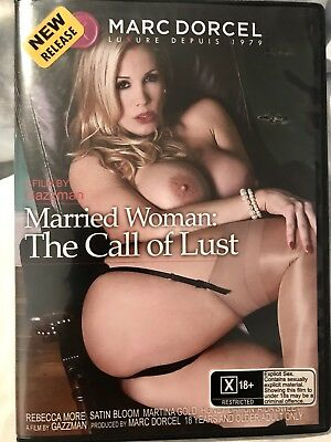 Married Woman - Call Of Lust  X Rated movie by Marc Dorcel